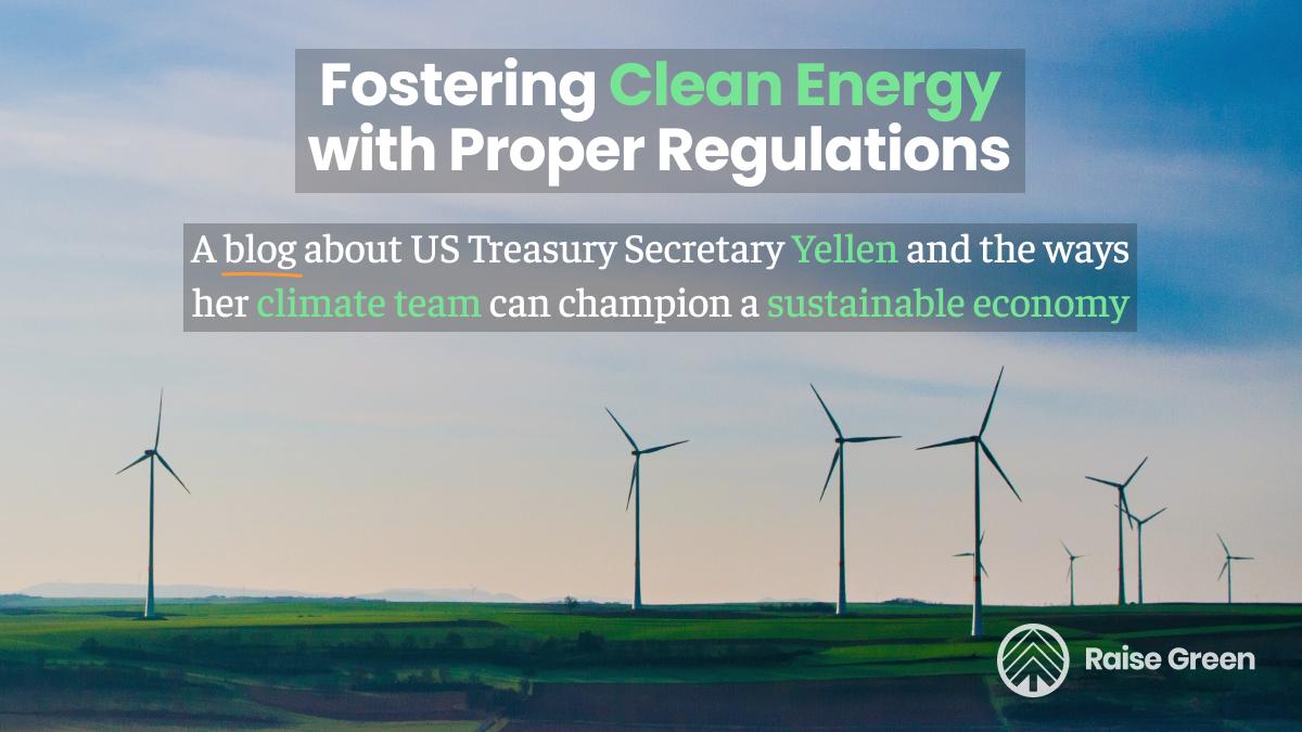 Yellen Clean Energy